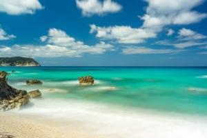 Pefkoulia Beach Lefkada